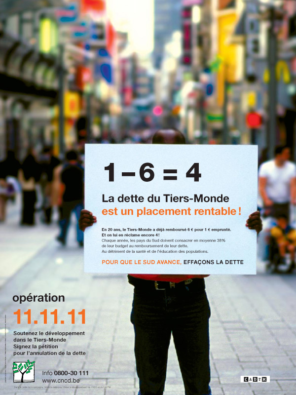 Opération 11.11.11<em> &#8211; poster</em>
