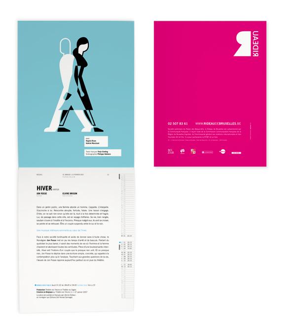 Rideau de Bruxelles<em>&#8211; Brochure 2006-2007</em>