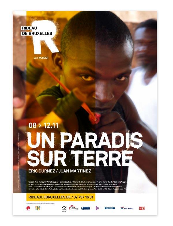 Rideau de Bruxelles<em> &#8211; Affiches 2011-2012</em>