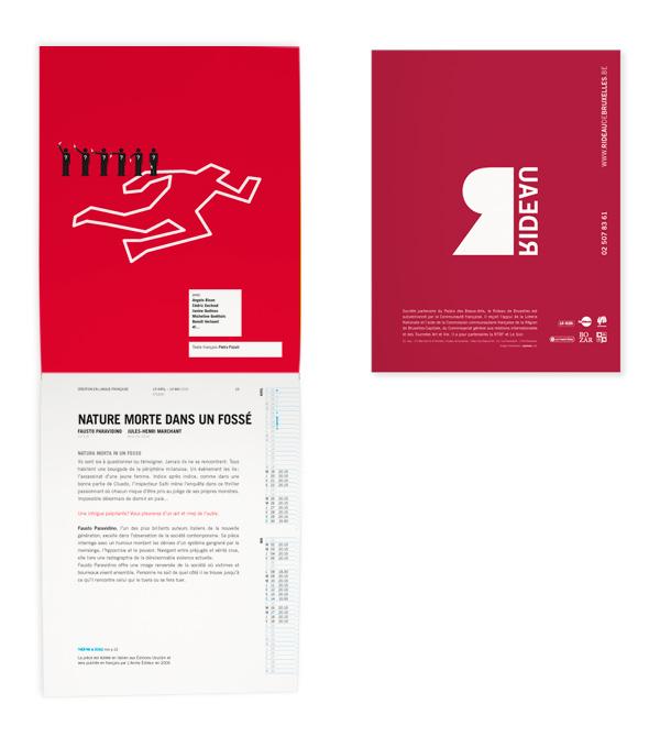 Rideau de Bruxelles<em>&#8211; Brochure 2005-2006</em>