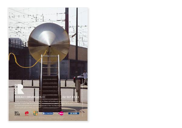 Rideau de Bruxelles <em>&#8211; Brochure 2007-2008</em>