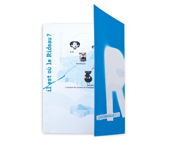 Rideau de Bruxelles <em> Brochure 2010-2011 </em>