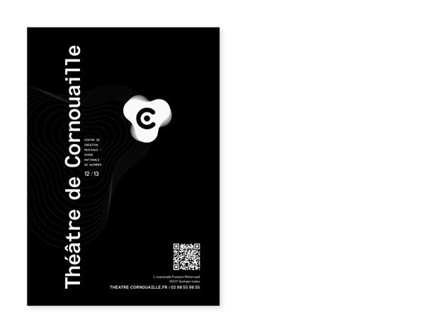 Théâtre de Cornouaille <em> Brochure 2012-2013 </em>