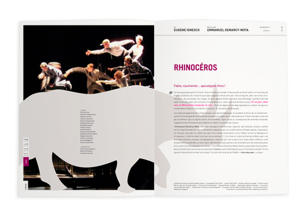 TnBA <em> Brochure 2005-2006 </em>