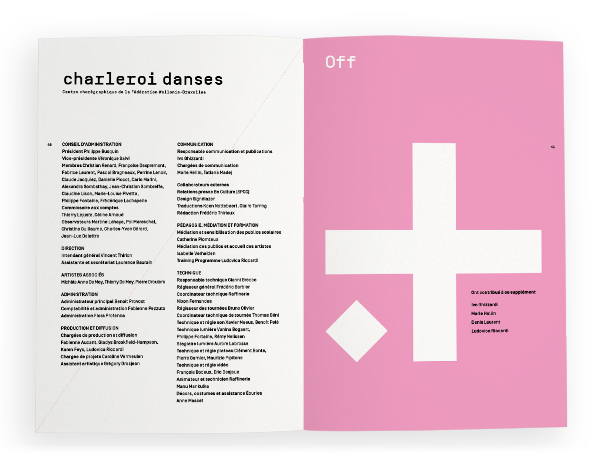 Charleroi Danses <em> – compil d&#8217;avril 2013 </em>