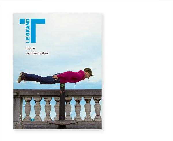 Le Grand T <em> &#8211; brochure 2013 2014 </em>