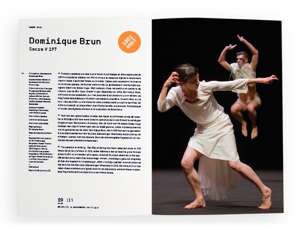 Charleroi Danses <em> &#8211; brochure Biennale 2013 </em>