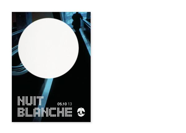 Nuit Blanche <em> 2013 </em>