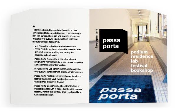Passa Porta <em> &#8211; passeport 2013 </em>