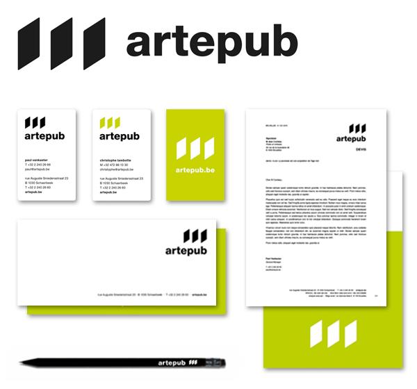 Artepub <em> — image de marque </em>