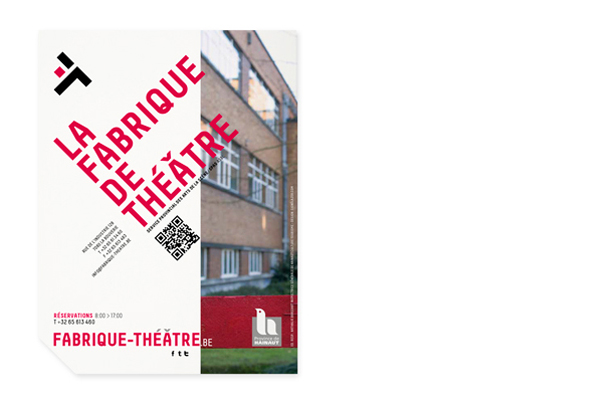 La Fabrique de Théâtre <em> – brochure 2015 </em>