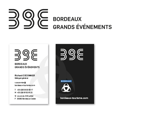Bordeaux Grands Evenements <em> – Image de marque </em>