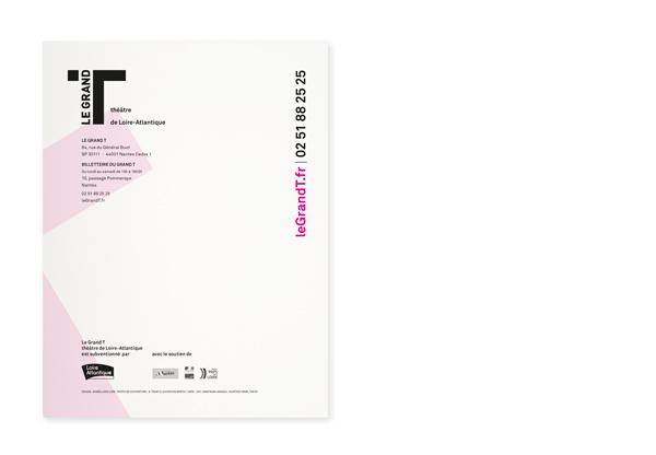 Le Grand T <em> — Brochure Saison 2015-2016</em>