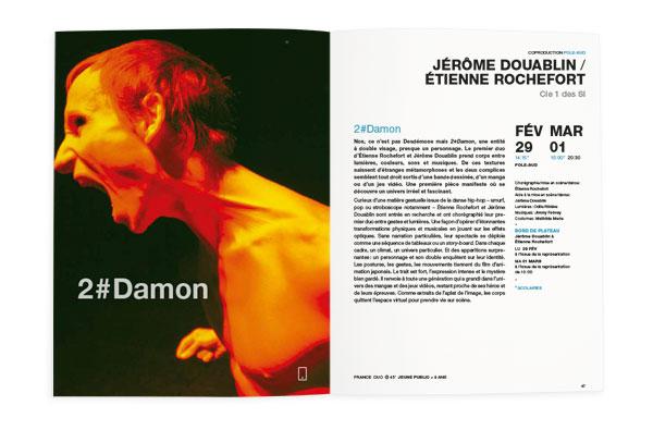 POLE SUD <em> — Brochure Saison 2015-2016</em>