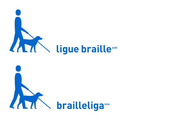 Ligue Braille <em> — Logo </em>