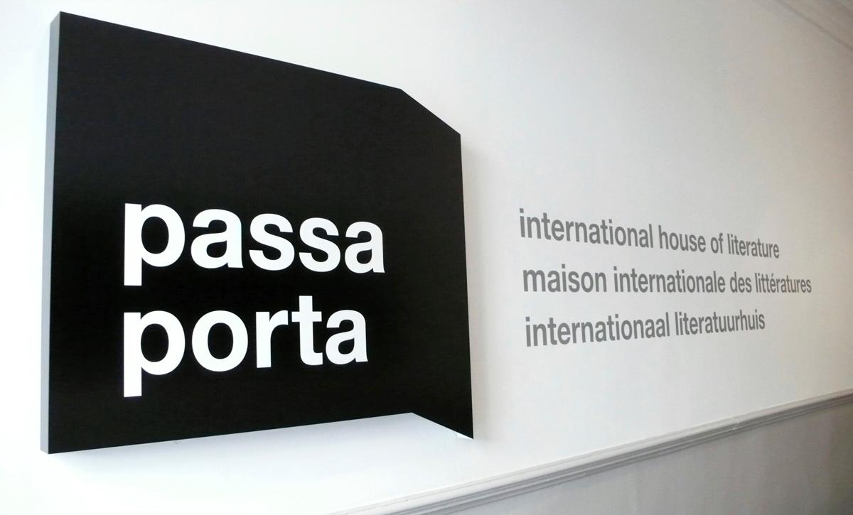 Passa Porta <em> &#8211; signalétique </em>