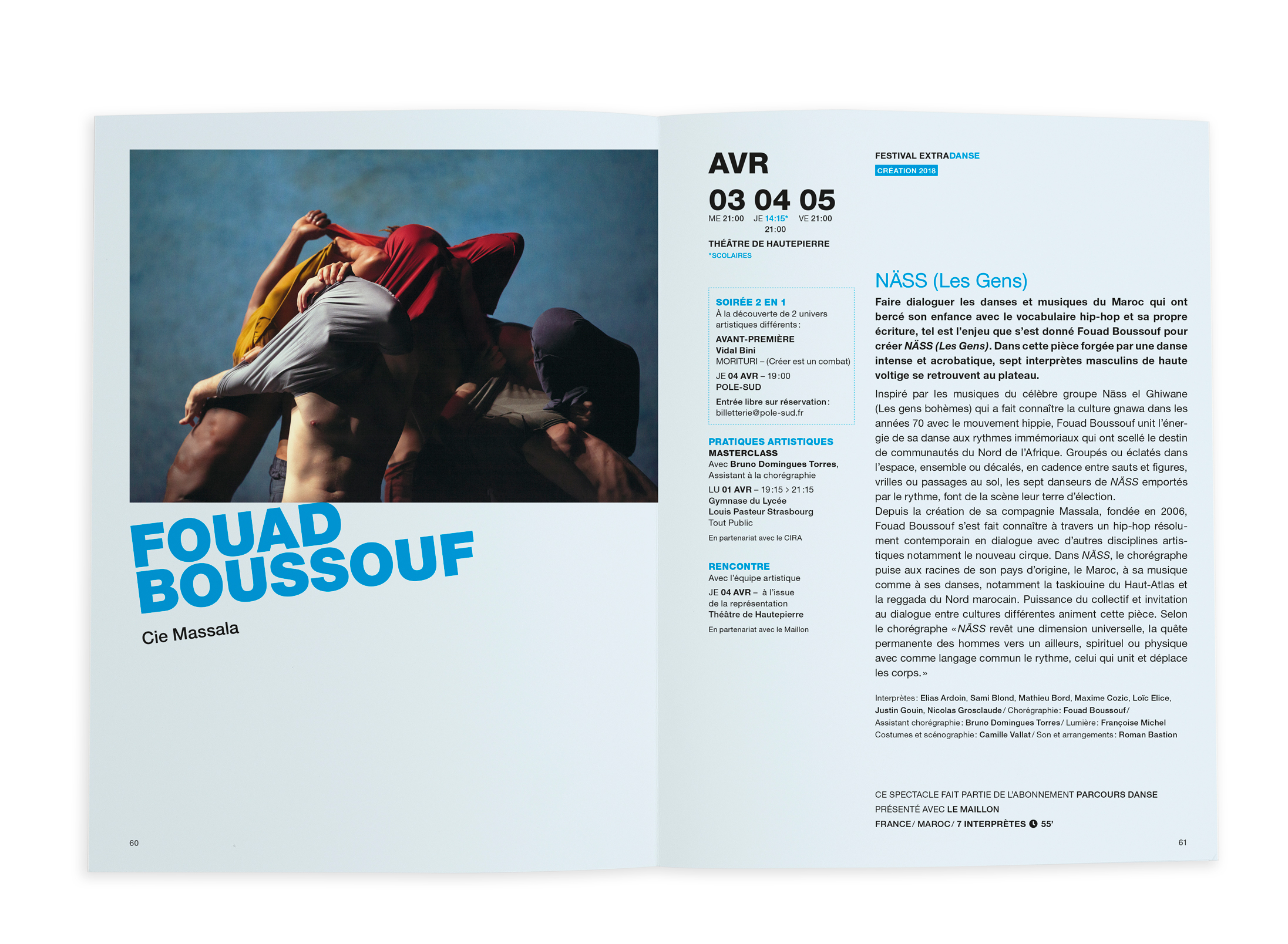 PoleSud Brochure 18 19 05