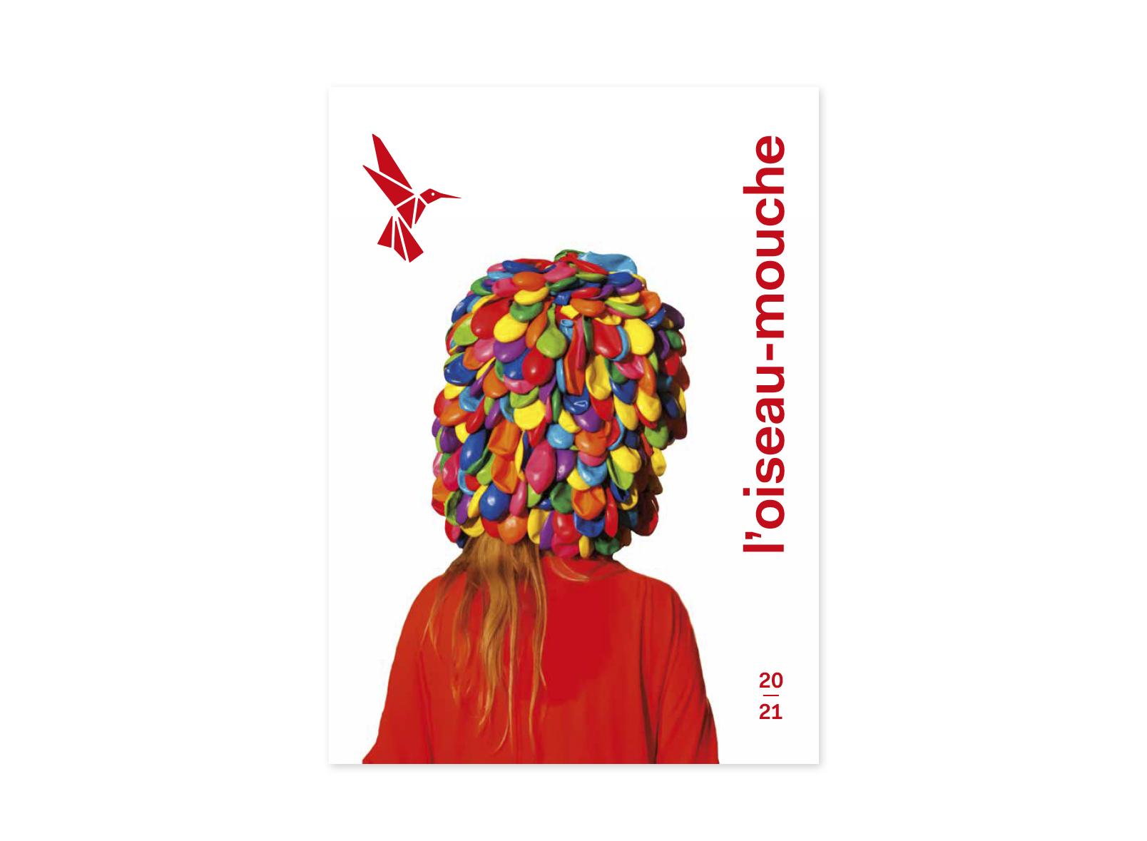 Oiseau Mouche Brochure Cover